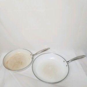 Lagostina Ceramic Pans